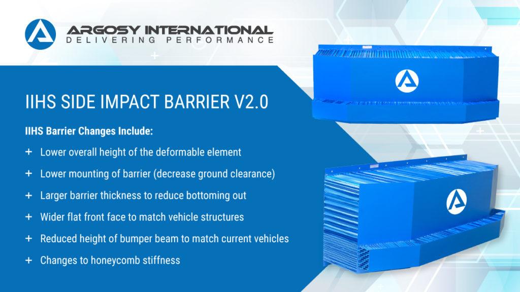 Argosy IIHS Side Impact Barrier V2.0