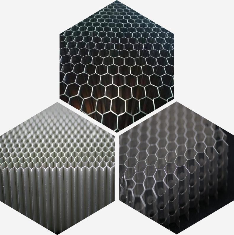 Honeycomb Core Types